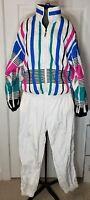 Vintage 80s/90s HEAD Sportswear Windbreaker Track Suit M Hip Hop Fresh Prince