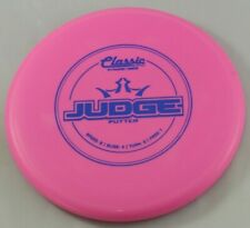 New Blend Judge 173g Putter Dynamic Discs Pink Golf Disc at Celestial