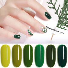 Beauty Green Avocado Nail Polish Semi Permanent UV Gel Nail Polish X