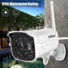 1080P Wifi Wireless Security Ip Camera Night Vision Monitor Outdoor Waterproof