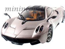 MOTORMAX 77160 PLATINUM COLLECTION PAGANI HUAYRA 1/18 DIECAST CHAMPAGNE GOLD