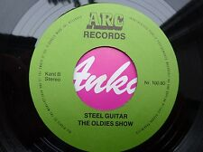 7'' Paul Anka Steel Guitar on ARC The Oldies Show VG to VG+