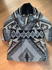 Diesel Black Gold Womens Navajo Coat Size 40IT 8 UK