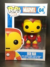 Funko POP Marvel 04 Iron Man Classic #2
