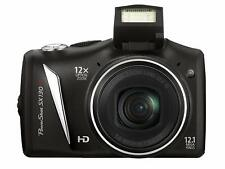 Canon PowerShot SX130 IS 12.1 MP Digital Camera 12X - Black - USA VERSION