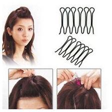 Women Girl Fashion Styling Hair Clip Stick Bun Maker Hair Accessories Braid Tool