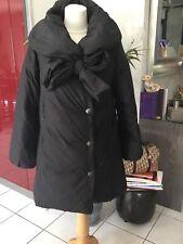 Doudoune manteau parka COP.COPINE taille 36 noire