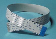 FFC B 15Pin 1.0Pitch 30cm Raspberry Pi Ribbon Cable Flex Flachbandkabel E244054