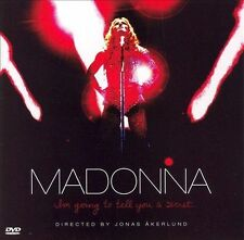 Madonna  [CD & DVD] I'm Going to Tell You a Secret [PA]
