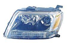 2006 2007 2008 Suzuki Grand Vitara New Left/Driver Side Headlight
