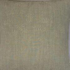 A 16 Inch cushion cover in Laura Ashley Melbury Forest Green fabric