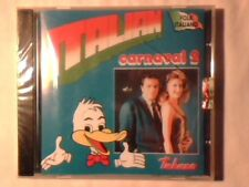 TUKANO Italian carnaval 2 cd RARISSIMO SIGILLATO VERY RARE SEALED!!!