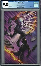Thanos #17 CGC 9.8 Shaw VIRGIN Variant 3rd Print SILVER SURFER
