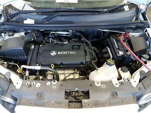 HOLDEN BARINA ENGINE PETROL, 1.6, F16D4, TM, 10/11-12/18