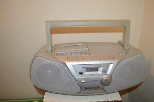 Reader Cassette Recorder CD Radio Panasonic RX-D11 Works
