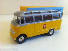 Dinky Toys Atlas - Mercedes-Benz Petit Autocar Poste Suisse