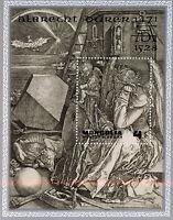 MONGOLIA 1978 MNH SC.1038 Albercht Dürer