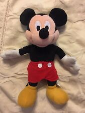 "Disney Mickey Mouse & Friends 11 "" Plush Doll - Stuffed Toy Licensed"