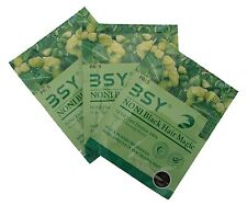 BSY Noni Black Hair Magic Shampoo 100% Natural Plant Essence Shampoo 3 x 12ml