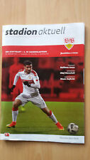 Fußball Stadion(magazin)zeitung VfB Stuttgart - 1.FC Kaiserslautern 26.02.2017