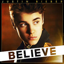 Justin Bieber : Believe CD (2012)