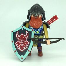 Playmobil guerrier nain archer