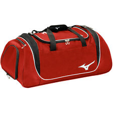 Mizuno Unite Team Duffle Volleyball Bag NEW Red 360169 Sports Carry Bag
