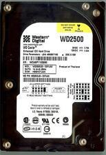 WESTERN DIGITAL WD2500JB-00FUA0 250GB IDE HARD DRIVE DCM: HSBHCTJAH