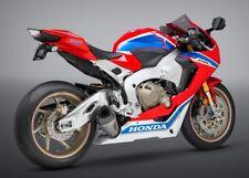 Yoshimura 12202BP520 Stainless Alpha T Slip On Exhaust 17 Honda CBR1000RR