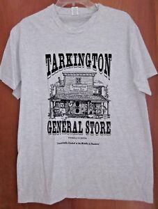TARKINGTON GENERAL STORE lrg T shirt Tennessee tee Hassell's Creek bluegrass