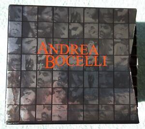 Cofanetto 10 CD Andrea Bocelli in ottime condizioni