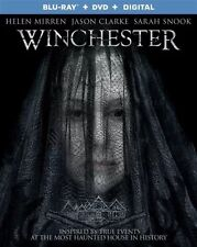 WINCHESTER(BLU-RAY+DVD+DIGITAL HD)W/SLIPCOVER NEW UNOPENED
