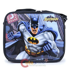 DC Comics Batman School Lunch Bag Insulated Snack bag