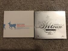 Smtown Winter 2007 Only Love Rare And 2011 The Warmest Gift Cd + Photobook