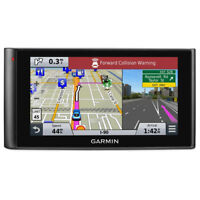 Garmin NuviCam LMTHD 6 Inch GPS with Built-in Dash Cam (Certified Refurbished)