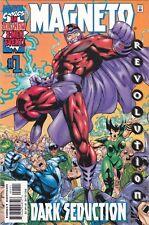 MAGNETO DARK SEDUCTION #1 / X-MEN / MARVEL COMICS / 2000