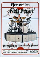 Neil Peart - Fire on Ice: The Making of the Hockey Theme [New DVD]