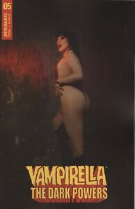 VAMPIRELLA DARK POWERS #5 COVER H HOLLON COSPLAY VF/NM 2021 DYNAMITE HOHC