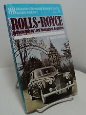 Rolls-Royce by Leonard Setright - Ballantine's Illustrated History of the Car #7