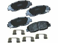 For 1990-2002 Honda Accord Brake Pad Set Front Bendix 37698KN 1991 1992 1993
