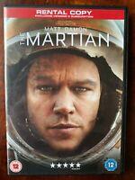 The Martian 2015 Mars Sci-Fi Film with Matt Damon Rental VERsion