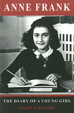 Anne Frank The Diary Of A Young Girl by Anne Frank, Paperback NEW