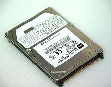 """30 GB 2,5"""" 6,35cm disco rigido Toshiba mk3018gas Hard Disk Drive HDD f122"""