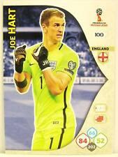Panini Adrenalyn XL WM 2018 - #100 a Joe Hart-Inglaterra
