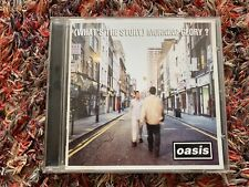 Oasis Whats The Story Morning Glory CD Album
