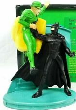 Batman Forever and the Riddler Statue Cold-Cast Applause Inc 1995 NIB