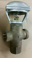 """1 1/4"""" ROBERTSHAW #V6700 25307 01 ?80 PNEUMATICALLY ACTUATED VALVE"""