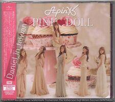 Apink: 2nd Japan Album - Pink Doll (2016) CD & DVD & PHOTO CARD SEALED