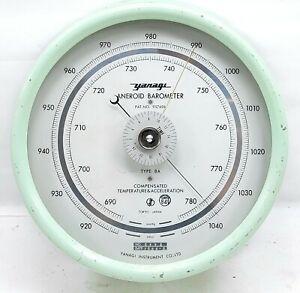 Yanagi Clinometer Type 6 Weather Comp. Temperature Barometer 957696 IMI