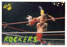 WWE WWF 1990 Classic Series 1 Titan Sports Card - Rockers #81 Shawn Michaels